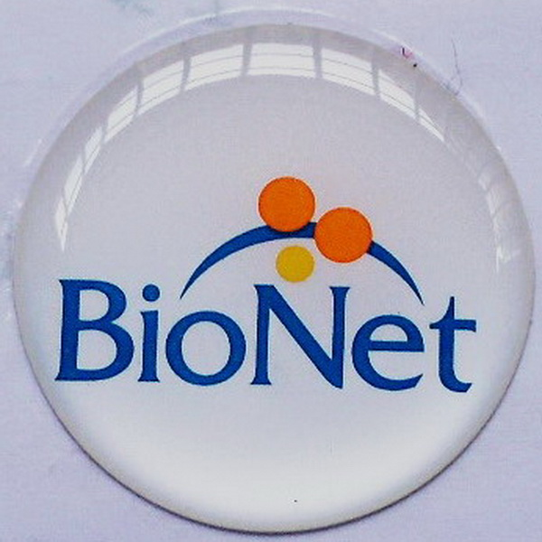 Crystal Autokinetic Effect Epoxy Resin Stickers in Bionet USB Decoration