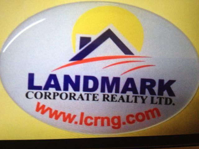 Land Mark Reflective Epoxy Resin Stickers in Corporate Realty