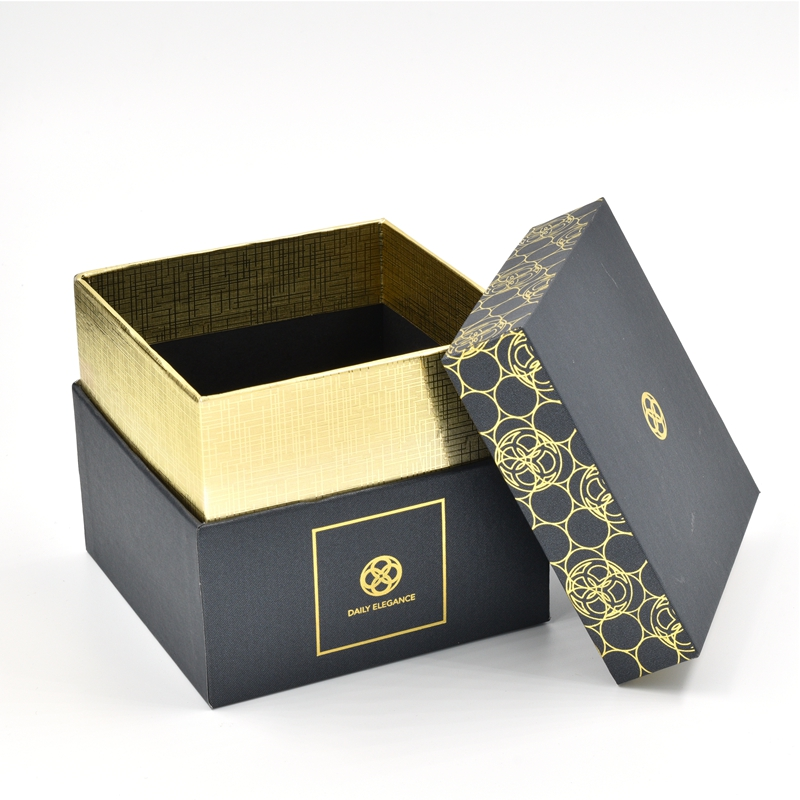 Hand-made machine customized high-end gift box